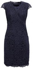ESPRIT Collection 028eo1e030, Vestito Elegante Donna, Blu (Blue 430), 40 (Taglia Produttore: 34)