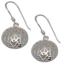 E-11550 - Orecchini pendenti da donna, argento sterling 925