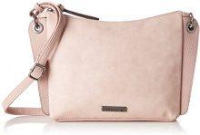 Tamaris Giusy Crossbody Bag - Borse a tracolla Donna, Pink (Rose Comb.), 19.5x7x24 cm (B x H T)
