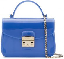 Furla - Candy crossbody bag - women - PVC - OS - BLUE