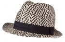 Cappello - black/white