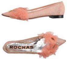 ROCHAS  - CALZATURE - Ballerine - su YOOX.com
