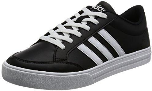 online retailer 36908 97528 adidas Vs Set, Scarpe da Fitness Uomo, Nero (Negbas Ftwbla 000), 46 EU