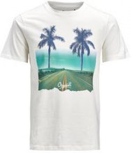 JACK & JONES Summer T-shirt Men White