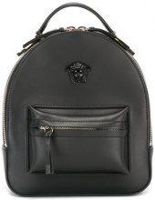 Versace - Zaino 'Medusa Palazzo' - women - Leather - OS - BLACK
