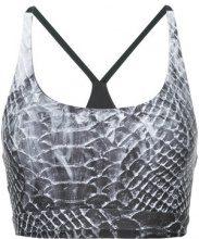 Nimble Activewear - Reggiseno sportivo 'Y Back' - women - Spandex/Elastane/Polyethylene Terephthalate (PET) - XXS, XS, S, M, L - Nero