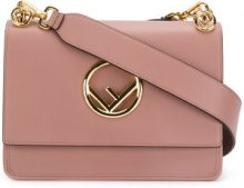 Fendi - Borsa Kan I F - women - Calf Leather - One Size - PINK & PURPLE