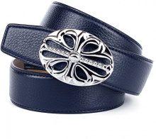 Anthoni Crown 1UT80, Cintura Donna, Blau (Dunkelblau 080), 100 cm
