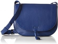 Bree Lusaka 1, Blueprint, Cross Shoul. S S18 - Borse a spalla Donna, Blu (Blue), 8x17x22 cm (B x H T)
