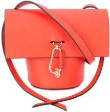 Zac Zac Posen - Belay mini crossbody bag - women - Calf Leather - OS - YELLOW & ORANGE