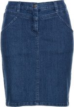 Gonna di jeans (Blu) - bpc selection
