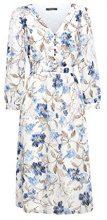 ESPRIT Collection 038eo1e030, Vestito Elegante Donna, Bianco (Off White 110), 40 (Taglia Produttore: 34)