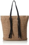 PIECESPCBINE STRAW BAG - Borsa shopper Donna