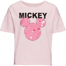 T-shirt Mickey Mouse (rosa) - Disney