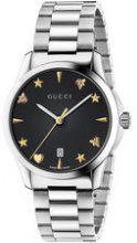 Gucci - Orologio 'G-Timeless 38mm' - women - Steel - OS - METALLIC