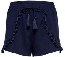ONLY Detailed Shorts Women Blue