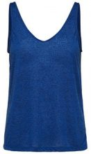 SELECTED Basic - Tank Top Women Blue