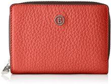 Bogner 00408357, Portafoglio Donna, Rosso (Rosso (Flame 007)), 2.5x10x13 cm (B x H x T)