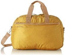 Bensimon Sport Bag - Borse a tracolla Donna, Jaune, 12x28x45 cm (W x H L)