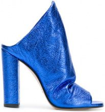 Marc Ellis - Sandali strutturati - women - Leather - 36, 37, 38, 39, 40 - BLUE