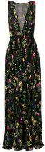 Nº21 - Vestito con stampa floreale - women - Silk/Nylon - 38, 40, 42, 44 - Nero