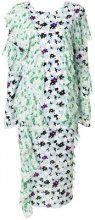 Kenzo - Jackie Flowers dress - women - Polyester/Spandex/Elastane - 36, 38, 34 - MULTICOLOUR