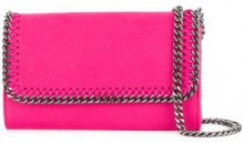 Stella McCartney - Borsa a spalla 'Falabella' - women - Leather - OS - PINK & PURPLE