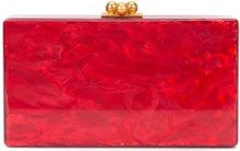 Edie Parker - Clutch - women - Acrylic - OS - RED
