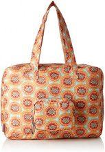 Oilily Enjoy Passion Fruit Travelbag Shz - Borsa Donna, Arancione (Orange), 22x36x48 cm (B x H T)
