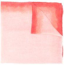 Faliero Sarti - Sciarpa 'Piumosa' - women - Modal/Virgin Wool - OS - YELLOW & ORANGE