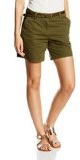 New Look Festival Belted, Shorts Donna, Green (Khaki), 42