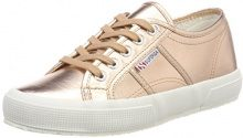 Superga 2750 Plus Cotmetw, Sneaker Donna, Pink (Rose Gold), 41 EU