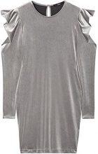 FIND 13787 vestito da sera donna, Grigio (Grey), 46 (Taglia Produttore: Large)
