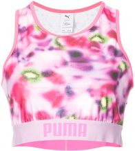 Puma X Sophia Webster - gradient sports bra top - women - Polyester/Spandex/Elastane - XS, S, M, L - PINK & PURPLE