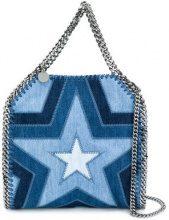 Stella McCartney - Borsa tote 'Falabella' - women - Cotton - OS - BLUE