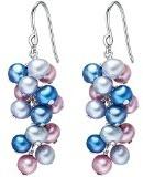 Valero Pearls - Orecchini con perle d'acqua dolce / di allevamento - Argento Sterling 925 - Gioielli con perle, Orecchini in Argento Sterling, Gioielli d'argento - 60923013