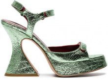Sies Marjan - Sandali 'Ellie 110' - women - Leather - 36, 37, 39, 40 - GREEN