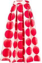 Department 5 - dot print skirt - women - Polyester - S, M - Color carne & neutri