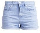 ROSA  - Shorts di jeans - light blue