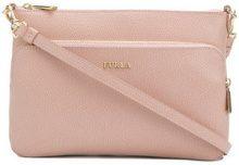 Furla - Borsa a tracolla 'Dori' - women - Leather - OS - PINK & PURPLE