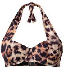 Reggiseno per bikini fantasia leopardata