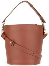 JW Anderson - bucket bag - women - Leather - OS - Marrone