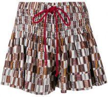 Isabel Marant Étoile - Shorts 'Naoko' - women - Cotton - 36, 38 - MULTICOLOUR