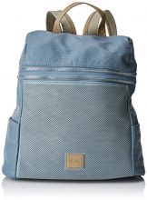 Abbacino Donna 80006 borsa zaino Blu Size: 35x14x32 cm (W x H x L)
