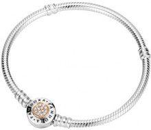 Pandora Bracciale con Charm Donna argento - 590741CZ-17