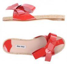 MIU MIU  - CALZATURE - Sandali - su YOOX.com