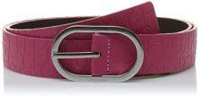Calvin Klein Mish4 Logo K60K602239, Cintura Donna, Rosa (Bright Rose), 80