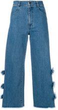 Vivetta - Jeans 'Maia' - women - Cotton - 38, 40, 42 - BLUE