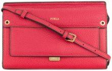 - Furla - Borsa mini 'Like' - women - Leather - Taglia Unica - di colore rosso