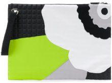 No Ka' Oi - Clutch con stampa a fiori - women - Cotton/Polyamide/Polyurethane/Spandex/Elastane - OS - MULTICOLOUR